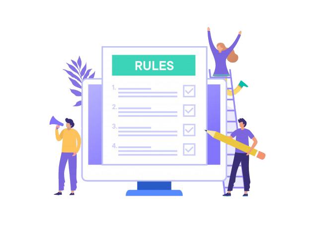 قوانین و شرایط استفاده| آسارویدک